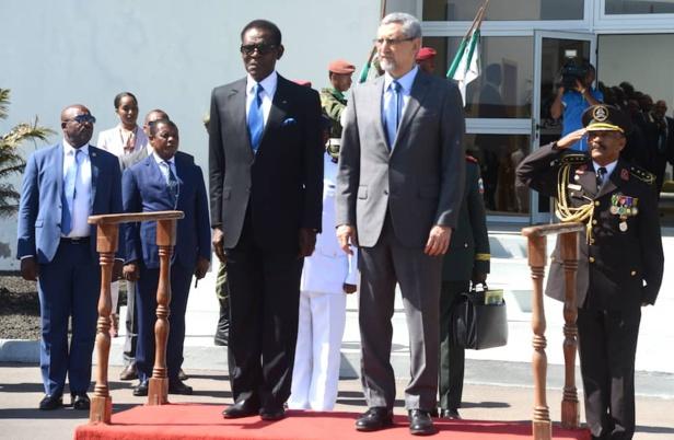 Son excellence Obiang Nguema Mbasogo : Un voyage qui s'impose au Cap Vert !