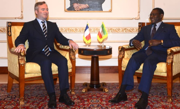 Guinée Équatoriale : La matérialisation d'une coopération forte avec la France !