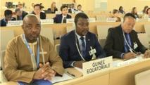 Guinée Equatoriale : Une délégation de haut niveau participe aux sessions du Conseil des Droits de l'Homme