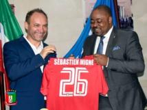 Le Français Sébastien Migné nommé sélectionneur de la Guinée Équatoriale