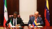 La Guinée équatoriale et le Venezuela signent un accord de coopération pour l'assistance et les conseils techniques spécialisés