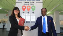L'Université nationale de Guinée équatoriale signe un accord de collaboration avec l'Université de Huelva.