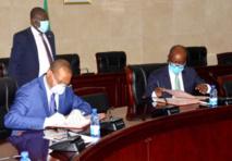BDEAC et Guinée équatoriale signent un accord de prêt de 80milliards de FCFA pour le financement de la centrale hydroélectrique Sendje