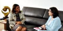 Guinée équatoriale : L'ex-ministre de l'économie Tatchouo Belope Francisca, nouvelle vice-présidente de la Commission ECCAS.