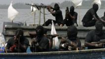 Golfe de Guinée : libération de cinq marins enlevés par des pirates