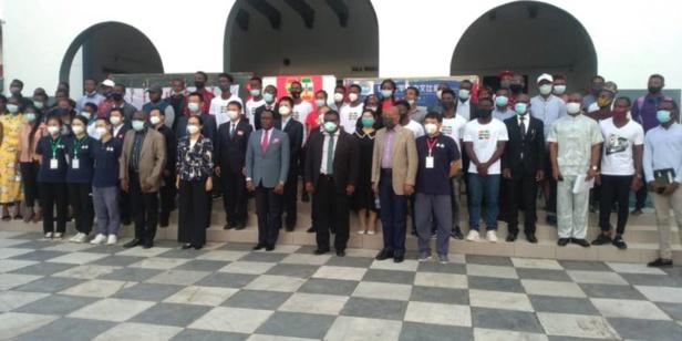 L'Université nationale de Guinée équatoriale (UNGE) commémore la Journée internationale de l'Institut Confucius