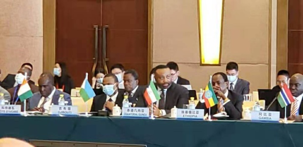 XIV Réunion de hauts fonctionnaires du Forum de coopération Afrique-Chine