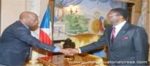 Accord de coopération en matière de sécurité et de formation avec le Cameroun