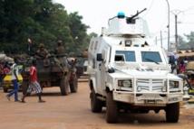 Centrafrique: Bangui, sous haute tension, paralysée par des barricades
