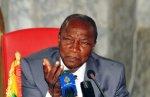 """Guinée: son fils visé par une enquête en France, le président Condé dénonce une """"manipulation"""" électorale"""