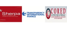 Association Coalition CORED : la duperie de Sherpa et Transparency se confirme