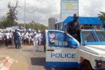 Togo: heurts entre policiers et manifestants, 5 morts