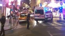 France : France : Attentats simultanés à Paris : au moins 128 morts et 180 blessés