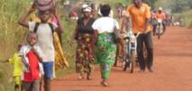 Centrafrique : De nouvelles vagues des déplacés suite à des détonations d'armes dans le 3è arrondissement de Bangui