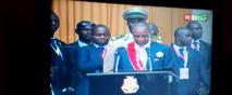PRESTATION DE SERMENT : Douze chefs d'états africains à Conakry pour Alpha Condé
