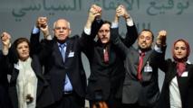 Signature sous l'égide de l'ONU d'un accord interlibyen contesté