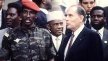 Mitterrand-Sankara: le vieux président et le capitaine impertinent
