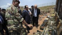 RCA: la France souhaite mettre fin à l'opération Sangaris en 2016
