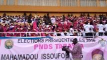 Elections au Niger: derniers meetings avant la fin de la campagne