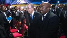 En RDC, Ban Ki-moon appelle les acteurs politiques à dialoguer