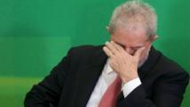 Brésil: entrée de Lula au gouvernement suspendue et nouvelles manifestations