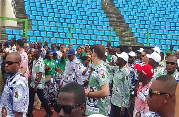 Obiang Nguema Mbasogo : Le mandat de l'alternative