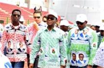 Discours du chef d'État lors de l'ouverture de la campagne pour les élections présidentielles