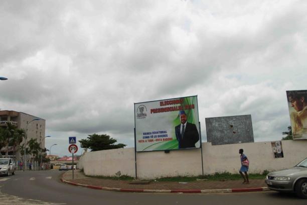 Guinea Ecuatorial : Le PDGE seul sur le terrain