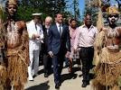 En Nouvelle-Calédonie, Manuel Valls veut rassurer la population