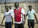 Liberia: l'ex-star du foot George Weah se cramponne à ses ambitions politiques