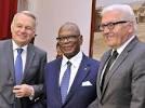 Mali: Ayrault et Steinmeier aux côtés d'IBK pour soutenir le processus de paix