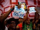 Brésil: la rue défie Michel Temer, le remplaçant par intérim de Dilma Rousseff