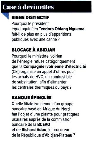 Flash info : Et le célibat d'Hollande, qu'en dit la Lettre de Lejeal ?