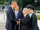 Barack Obama à Hiroshima, un plaidoyer pour le désarmement nucléaire