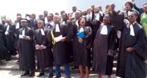 Gabon : les magistrats dans la rue pour revendiquer l'indépendance de la justice