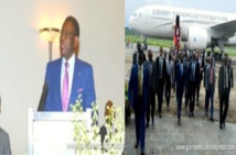 Obiang Nguema Mbasogo à Berlin
