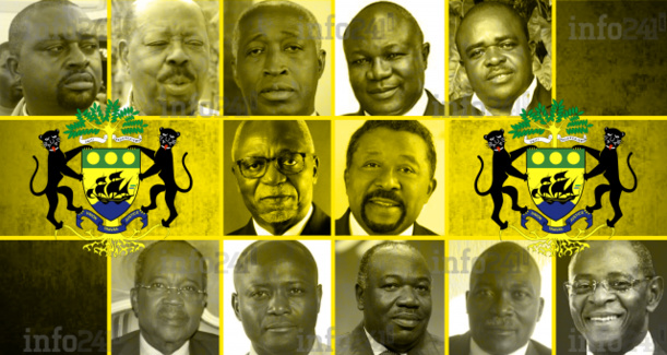 Présidentielle gabonaise : 14 candidatures validées par la CENAP !