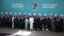 27ème sommet ordinaire de l'Union Africaine