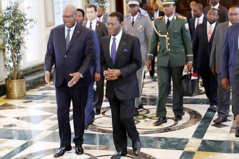 Ouaga- Malabo : Bientôt une commission mixte pour booster la coopération