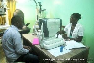 Guinée Equatoriale :  La santé Visuelle au coeur des préoccupations de Constancia Mangue de Obiang !!!