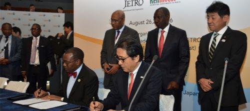 La BAD et le Japon annoncent 3 milliards $ pour stimuler la croissance en Afrique