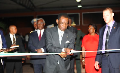 Aéroport de Mongomeyen : Les inepties déversées par Severo Moto  , un opposant manioc  et bipolaire !!! Pathétique !