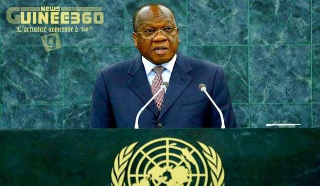 Afrique: François Loucény Fall pour remplacer Abdoulaye Bathily à l'Onu ?