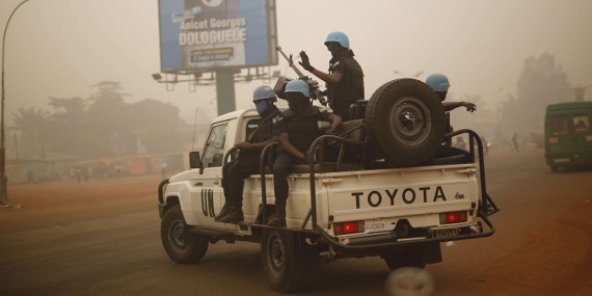 """Centrafrique: journée """"ville morte"""" à Bangui contre l'ONU"""
