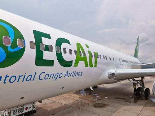 Congo: les avions de la compagnie Ecair interdits de décoller pour endettement
