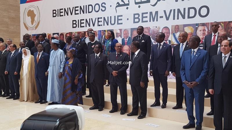 """Guinée Equatoriale :  Le 4e sommet  Afrique-monde arabe s'est achevé et les dirigeants on plaidé pour une meilleure """"coopération sud-sud"""""""