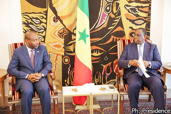 Guinée Equatoriale / Sénégal  : Accord de cooppération entre la CCID et la CCIM