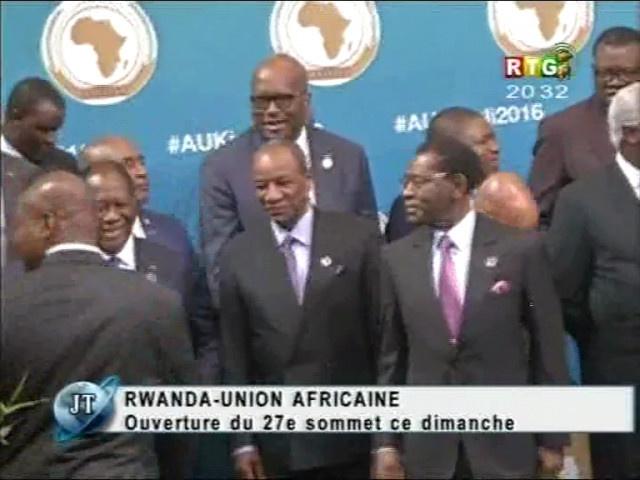 L'Union africaine planche sur les réformes du président Kagame