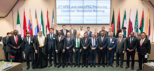 Pétrole : l'OPEP et la Russie reconduisent leurs quotas de production