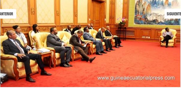 Coopération  Chine-Guinée Equatoriale